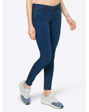 Noisy may Jeansy  niebieski denim