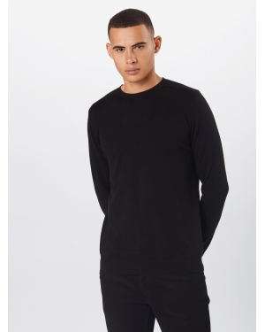 SELECTED HOMME Sweter 'BERG'  czarny