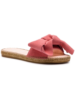 Espadryle MANEBI - Sandals With Bow M 2.0 J0 Paradise Pink 1