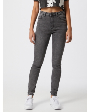 Noisy may Jeansy 'Callie Chic'  szary denim