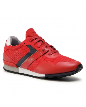 Sneakersy BOSS - Parkour 50412232 10218881 01 Medium Red 610