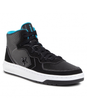 Sneakersy CONVERSE - Rival Mid 168734C  Black/Almost Back/White