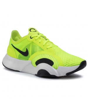 Buty NIKE - Superrep Go CJ0773 717 Volt/Black/Summit White