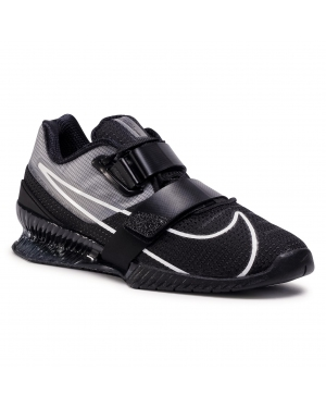 Buty NIKE - Romaleos 4 CD3463 010 Black/White/Black