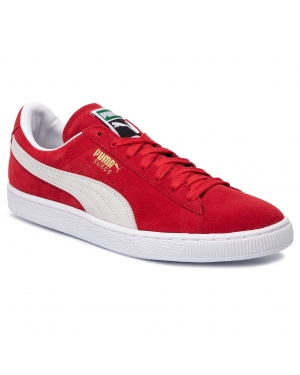 Sneakersy PUMA - Suede Classic+ 352634 65 High Risk Red/White