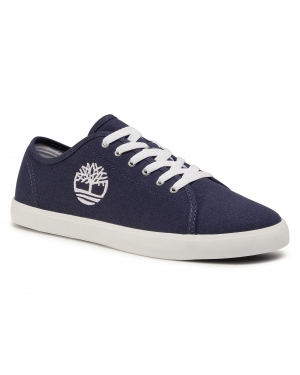 Tenisówki TIMBERLAND - Newport Bay Oxford TB0A246X0191 Navy Canvas