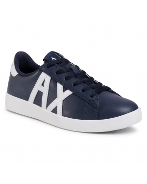 Sneakersy ARMANI EXCHANGE - XUX016 XCC71 A138 Navy/Opt White