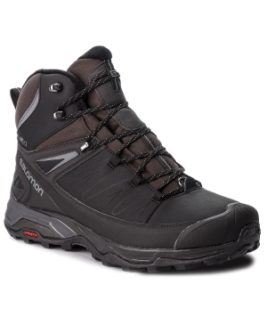 Trekkingi SALOMON - X Ultra Mid Winter Cs Wp 404795 31 V0 Black/Phantom/Quiet Shade