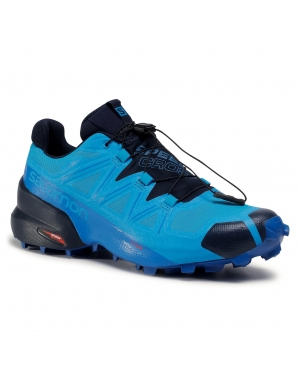 Buty SALOMON - Speedcross 5 Gtx GORE-TEX 409571 27 V0 Blue Aster/Lapis Blue/Navy Blazer