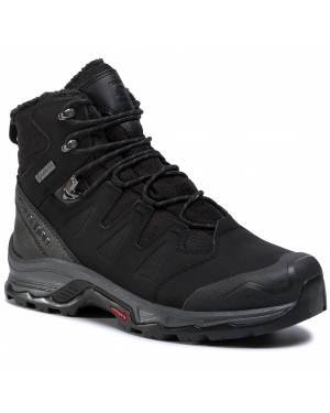 Trekkingi SALOMON - Quest Winter Gtx GORE-TEX 411103 27 V0 Black/Ebony/Black