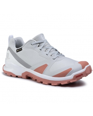 Trekkingi SALOMON - Xa Collider Gtx W GORE-TEX 411153 22 V0 Lunar Rock/Brick Dust/Alloy