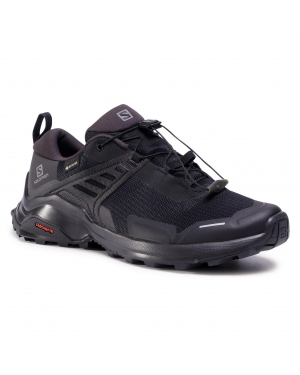 Buty SALOMON - X Raise Gtx GORE-TEX 409737 27 M0 Black/Black/Phantom