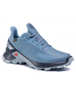 Buty SALOMON - Alphacross Blast Gtx W 411064 20 V0 Copen Blue/Navy Blazer/Ashley Blue