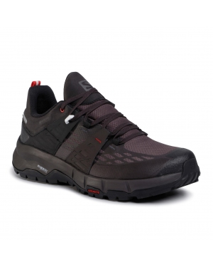 Trekkingi SALOMON - Odyssey Gtx GORE-TEX 411449 27 V0 Black/Shale/High Risk Red