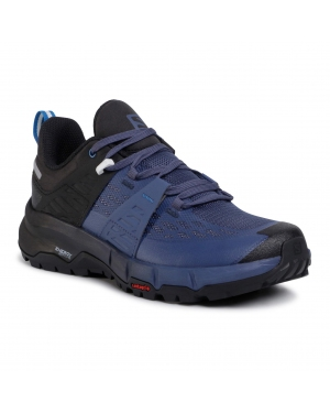 Buty SALOMON - Odyssey W 411455 20 V0 Black/Crown Blue/Imperial Blue