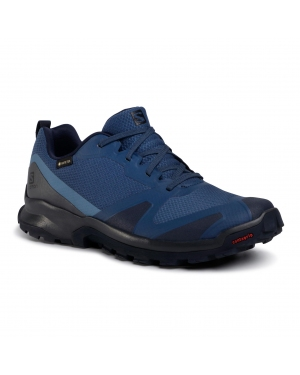 Trekkingi SALOMON - Xa Collider Gtx GORE-TEX 412327 27 V0 Dark Denim/Ebony/Navy Blazer