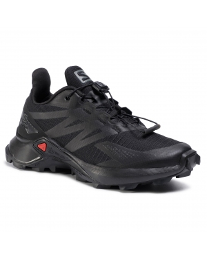 Buty SALOMON - Supercross Blast W 411073 20 W0  Black/Black/Black