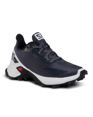 Buty SALOMON - Alphacross Blast J 411160 09 W0 India Ink/White/Black