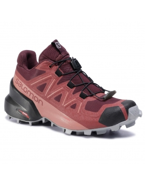 Buty SALOMON - Speedcross 5 W 411167 20 V0 Apple Butter/Winetasting/Alloy