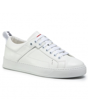 Sneakersy HUGO - Mayfair Low Cut-Cc 50435383 10201909 01 White 100