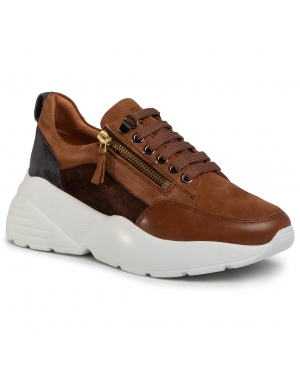 Sneakersy CYCLEUR DE LUXE - Jelena CDLW202420  Cognac/Brown