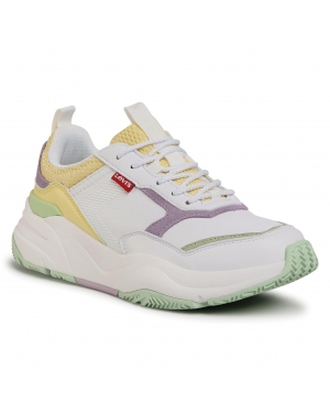 Sneakersy LEVI'S® - West 232031-968-151 Regular White