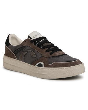 Sneakersy CRIME LONDON - Low Top Off Court 11108AA3.33 Dark Grey