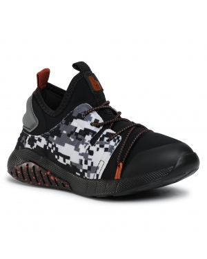 Sneakersy BIBI - Evolution 1053137 Black/Orange