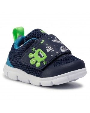 Sneakersy BIBI - Energy Baby New II 1107082 Naval/Verde Lemon