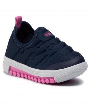 Sneakersy BIBI - Roller New 679515 Naval/Pink New