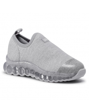 Sneakersy BIBI - Roller Celebration 1079081 Grey/Lurex/Silver