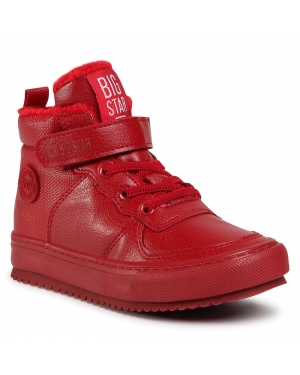 Sneakersy BIG STAR - GG374042 Red