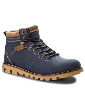 Trapery LANETTI - MP07-16777-01 Navy