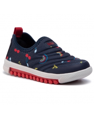 Sneakersy BIBI - Roller New 679538 Print/Fun Cherry