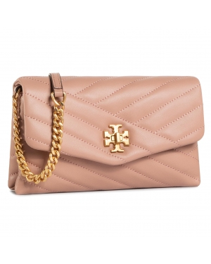 Torebka TORY BURCH - 64068 Pink Moon/Rolled Brass