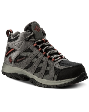 Trekkingi COLUMBIA - Canyon Point Mid Waterproof YM5415 Black/Gypsy 010