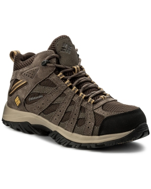 Trekkingi COLUMBIA - Canyon Point Mid Waterproof YM5415 Cordovan/Dark Banana 231