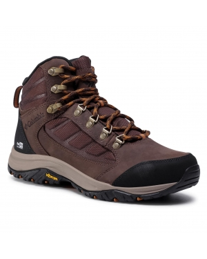 Trekkingi COLUMBIA - 100MW Mid Outdry BM0812  Tobacco/Canyon Gold 256