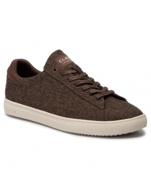 Sneakersy CLAE - Bradley Textile CL19CBT02 Umber Textile
