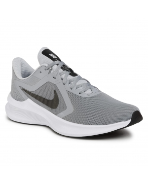 Buty NIKE - Downshifter 10 CI9981 003 Particle Grey/Black/Grey Fog