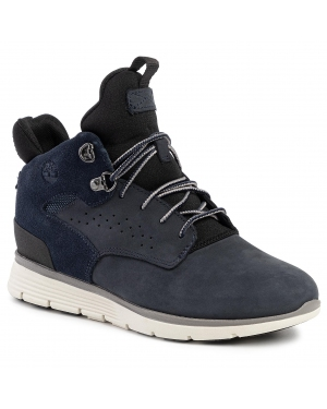 Sneakersy TIMBERLAND - Killington Mid Hiker TB0A1JD6019 Navy Nubuck