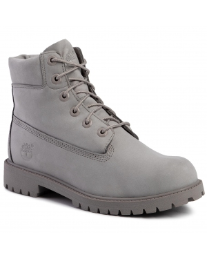 Trapery TIMBERLAND - Premium 6 In Waterproof Boot TB0A172F0651 Medium Grey Nubuck
