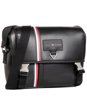 Saszetka TOMMY HILFIGER - Th Metropolitan Messenger AM0AM06263 BDS