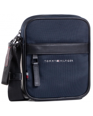 Saszetka TOMMY HILFIGER - Elevated Nylon Mini Reporter AM0AM06472 DW5