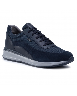 Sneakersy GEOX - U Dennie A U920GA 02211 C4458  Navy/Denim