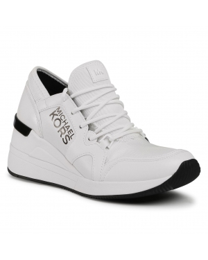 Sneakersy MICHAEL MICHAEL KORS - Liv Trainer 43T0LVFS2D Optic White