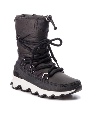 Śniegowce SOREL - Kinetic Boot NL3101 Black/White 010
