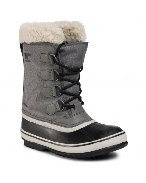Śniegowce SOREL - Winter Carnival NL3483 Quarry/Black 052