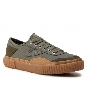 Sneakersy TRETORN - Campos 480151 Field Green/Olive Night/Gum 065