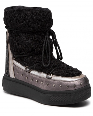 Buty COLORS OF CALIFORNIA - HC.YSNOW011  Black